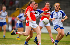 Cork find the net seven times as second-half blitz breaks spirited Monaghan