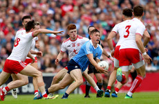 As it happened: Tyrone v Dublin, All-Ireland senior football Super 8s