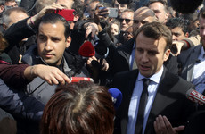 Home of Macron aide, filmed beating up protester, raided