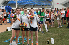 Irish women take home silver from European Pentathlon Championships