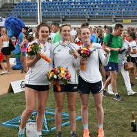 Irish women take home silver from European Pentathlon Championships