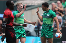 Conroy rips Kenya to shreds with hat-trick as Ireland book Wales semi-final at RWC Sevens