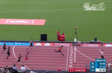 Watch: Thomas Barr beats his season's best time to strengthen medal hopes for European Championships
