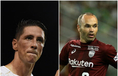 Life after La Liga: Iniesta and Torres suffer defeats in highly-anticipated J.League debuts