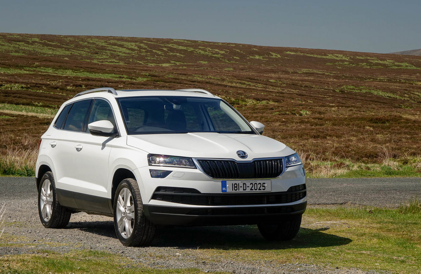 review the skoda karoq is a strong contender to rival the tiguan and the ateca