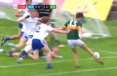 The last-gasp David Clifford goal which kept Kerry's championship season alive