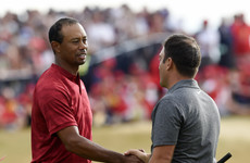 Open champion Molinari: Beating Woods wasn't about being ruthless