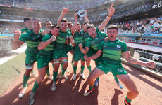 Irish men sign off Sevens bid with impressive Challenge final win
