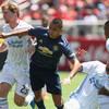 Alexis Sanchez returns as Man United held by MLS side