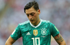 'He's been playing sh*t for years' - Bayern chief welcomes Ozil's international retirement
