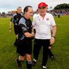 Narrowing of the Omagh pitch 'was a request from Sky' — Mickey Harte