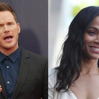Guardians of the Galaxy stars Chris Pratt and Zoe Saldana break their silence on director James Gunn's firing