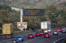 One dead after car travelling in wrong direction causes pile-up on motorway