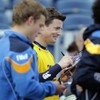 In pictures: Leinster open doors for mid-term training session