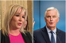 Michelle O'Neill says it's 'increasingly likely that there will be a no-deal Brexit'