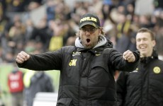 Dortmund could take huge step towards Bundesliga title tonight