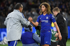 Pedro volley ensures Sarri era at Chelsea gets off to a winning start