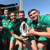 Excellent season for Ireland shows that 7s is very much here to stay