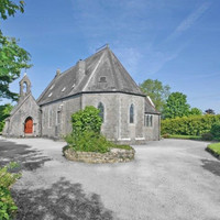 Heavenly living in a converted Limerick church for €530,000