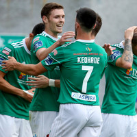 No sign of European hangover as Cork City demolish Derry to boost title bid