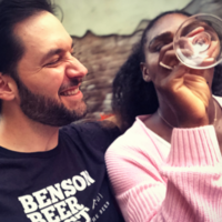 Serena Williams' husband flew her to Italy after she said she wanted Italian food