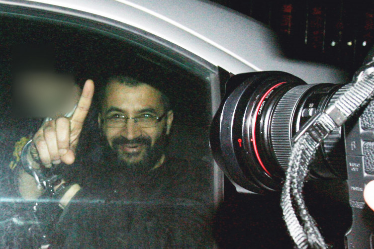 File photo: Ali Charafe Damache as he arrives at a hearing at Waterford District Court in 2010