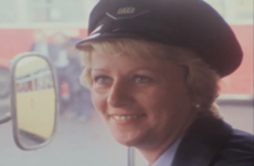 A look back at the first woman to drive a Dublin Bus for a living