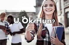 U Ok Hun?