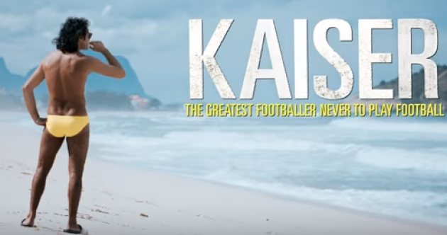 Film about 'the greatest footballer never to play football' hits cinemas this week