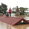 Hundreds missing in Laos after hydropower dam collapse