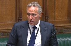 Ian Paisley Jr has been suspended from the House of Commons and the DUP