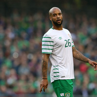 After his release by Ipswich, Ireland international McGoldrick finds a new club