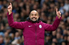 Guardiola: Repeat of City's record-breaking season 'impossible'