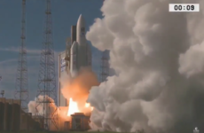 Four new EU satellites have been launched into space
