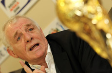 Spoofers, jumping the fence and this fella Ronaldo: The fire of Eamon Dunphy's analysis
