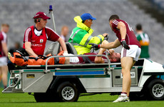 'The recovery has started already' - Galway star Conroy confirms he broke both of his legs