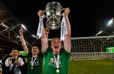 Cork City confirm departure of FAI Cup final hero
