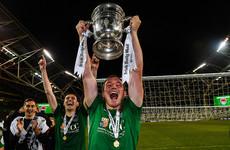 Cork City confirm departure of FAI Cup final hero