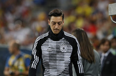 German FA chief rejects Ozil's racism claims but admits mistake in not offering more protection