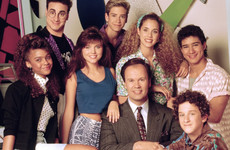 An analysis of early 90s fashion through Saved By The Bell
