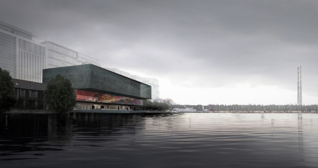 This is what Dublin's new U2 visitor centre would look like