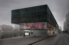 Plans for the new U2 visitor centre in Dublin have been unveiled