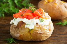 6 of the best... baked potato fillings