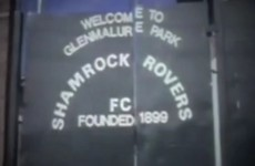 25 years on: Shamrock Rovers' last match in Milltown revisited