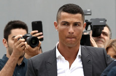 Ronaldo to pay €19 million fine after striking deal with Spanish authorities over tax charges
