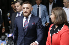 McGregor to be evaluated to see how many anger management classes he needs