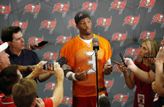 Tampa Bay quarterback vows to win back trust after getting three-game ban over alleged groping incident