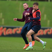People can say I'm fat but I'm built like Wayne Rooney - Shaw ready to silence critics
