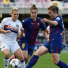 Barcelona women's team relegated to economy while men's team fly business class in first mixed tour