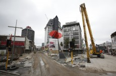 Irish construction workers sought to help rebuild Christchurch